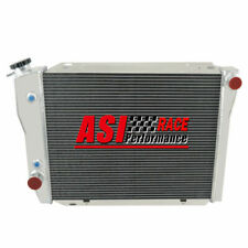 3ROW Radiator FOR Ford Falcon XD XE XF 6cyl V8 AUTO/MANUAL  62mm AU POST