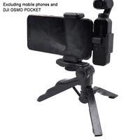 Mount Selfie Tool Stick Fixing Bracket Tripod Phone Holder For DJI OSMO Pocket~