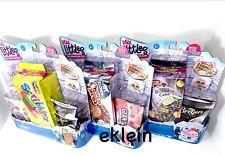 Shopkins Real Littles Freezer Brand Foods - ALL 3 SETS