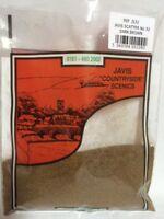 Javis Dark Brown Scatter 40g Bag For Railway, Wargaming etc