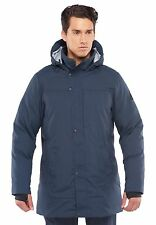 Westcomb Mission Expedition Parka Mens Large Dark Blue Down Canada Langford NWT