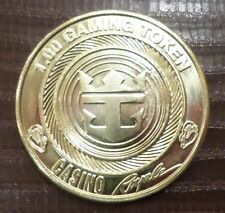 RCI $1.00 gaming token .. Exclusive repeat passeger gift