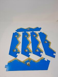 Settlers of Catan CN3071 Game 6 Sea Frame Pieces Replacement Parts
