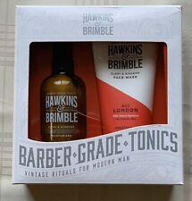 Hawkins & Brimble Elemeni & Ginseng Face Wash And Moisturizer Gift Set
