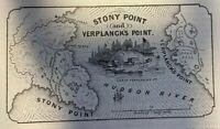 1879 Revolutionary War Storming of Stony Point General Anthony Wayne