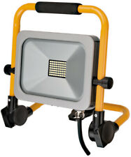 Brennenstuhl Slim LED Strahler Baustrahler IP54 Fluter 30 Watt silber O40-1