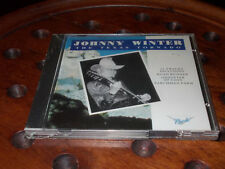 Johnny Winter : Texas Tornado  Cd.... New