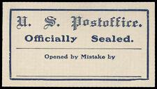 U.S. POST OFFICE SEALS LOX17  Mint (ID # 90620)