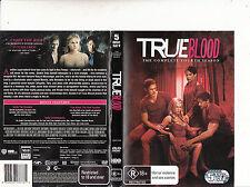 True Blood-2008/14-TV Series USA-Complete Fourth Season 5 Disc Set-DVD