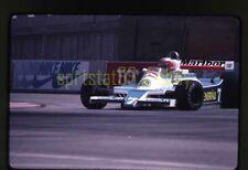John Watson #7 McLaren M28 - 1979 Long Beach Grand Prix - Vtg 35mm Race Slide