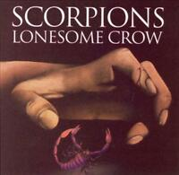 SCORPIONS - LONESOME CROW NEW VINYL RECORD