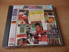 CD Hit Comeback Himmlische Oldies 1: Rudi Schuricke Bill Ramsey Ivo Robic Melina