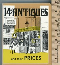 14th Antiques and their Prices 1978