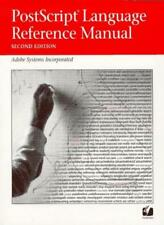 PostScript Language Reference Manual (APL),Adobe Systems  Inc.