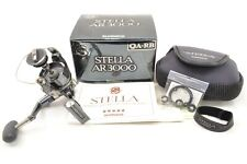 Used Shimano 01 Stella AR 3000 5.2:1 spinning reel No Spool F/S from Japan 391