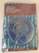 GONFIABILE JUMBO Swim Ring-BLU-NUOVA