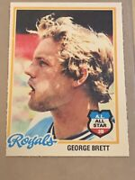 1978 OPC-Topps #215 George Brett (NRMT)
