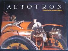 Book / Catlogue Autotron Historische Automobielen (NED)