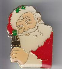 RARE PINS PIN'S .. COCA COLA COKE PERE NOEL FATHER CHRISTMAS SANTA CLAUS ~17