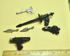 Missiles Rocket Launcher Weapons lot Hasbro G1 Transformers 1980's Action Figure