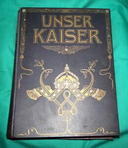 Unser Kaiser. Zehn Jahre Der Regierung Wilhelms II.Büxenstein, Georg W. (Hrsg.)