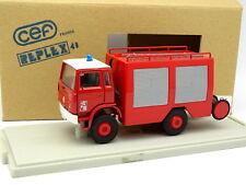 CEF Replex 1/43 - Renault RVI K90 Pompiers