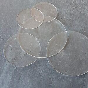 Rundstab klar /Ø 50 mm Lang 500 mm farblos alt-intech/® Acrylglas XT