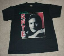 Collin Raye T-Shirt, Black, Large