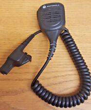 Motorola PMMN4045A Speaker Microphone Genuine OEM HT1000 MTS2000 XTS3000 PR1500