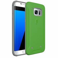 Poetic QuarterBack Bumper Protection Case for Samsung Galaxy S7 Edge Green