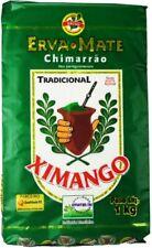 New listing Ximango Erva Mate Chimarrao Tradicional 1 kg. (Yerba Mate Tea - Traditional)