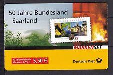 Gestempelte Briefmarkenheftchen aus der BRD (ab 1945) mit Geschichts-Motiv