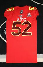 Khalil Mack 2016 Game Issued Pro Bowl jersey w/PSA/DNA COA
