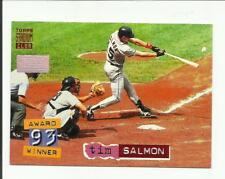 Tim Salmon 1994 Stadium Club First Day Issue #36 - Rare 1st Day Issue