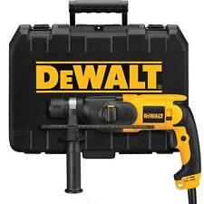 Trapano tassellatore 650 Watt SDS-Plus Dewalt D25012K