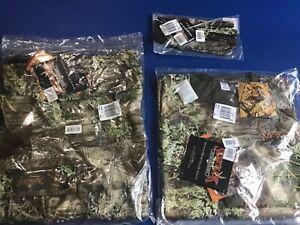 SCENT-LOK Men's Savanna EXT Max-1 XL Pants, XL Long Sleeve Shirt & Gloves   SL01