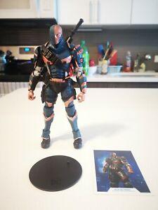 DC Multiverse Deathstroke McFarlane Toys Action Figure Batman Arkham Origins