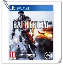 PS4 Battlefield 4 SONY PlayStation Games Action Electronic Arts EA