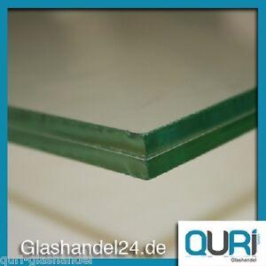 VSG Glas 10mm 0,76 Folie klar ,Verbundsicherheitsglas