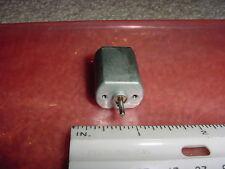 Small DC Electric Motor 6-24 VDC 5130 rpm 14.3 g-cm M06