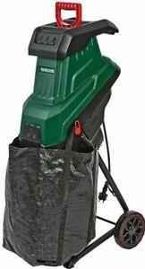 PARKSIDE® Messerhäcksler PMH 2400 A1 Gartenhäcksler 2400W - Garten Häcksler