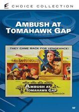 AMBUSH AT TOMAHAWK GAP (1953 John Hodiak) Region Free DVD - Sealed