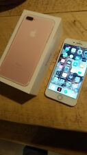 Apple iPhone 7 Plus - 32GB - Rose Gold (Three) A1784 (GSM)