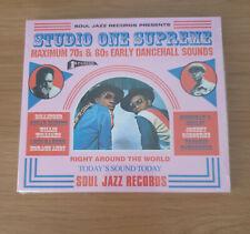Various - Studio One Supreme (Soul Jazz Records)