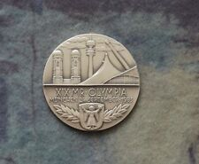Medaille 1983. Silber.  München. Sport.