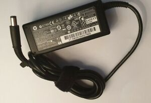 Genuine HP 18.5V 3.5A 65W 608425-001/2/3/4 AC Adapter Charger with Power Cable
