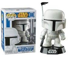 White Funko TV, Movie & Video Game Action Figures