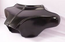 "HONDA VTX C R S 1800 1300 BAGGER 6x9"" SPKS BATWING FAIRING WINDSHIELD BLACK"