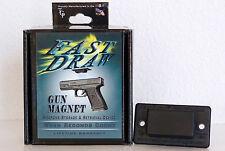 Fast Draw Gun Magnet Concealed Gun Holder & Holster Safe Weapon Storage Bed Desk