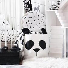 Panier à Linge Panier de Rangement en Tisse de Panda Pliable Maison Portable